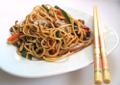 Foto Noodle met veg